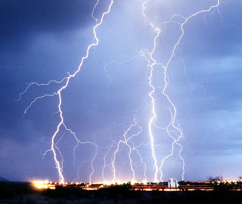 px Lightning