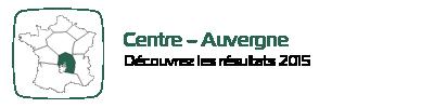 Résultats pour la région Centre-Auvergne