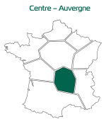 resultats mais regions CA