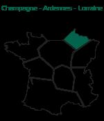 resultats mais regions CAL
