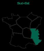 resultats mais regions SE