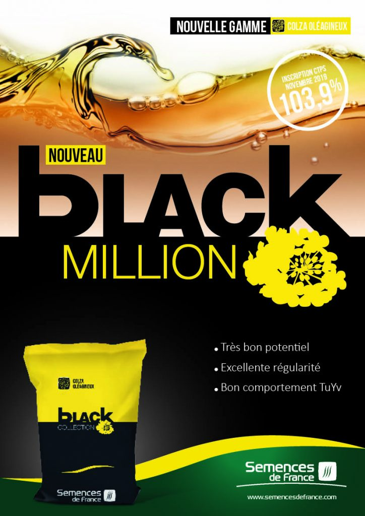 BLACKMILLION